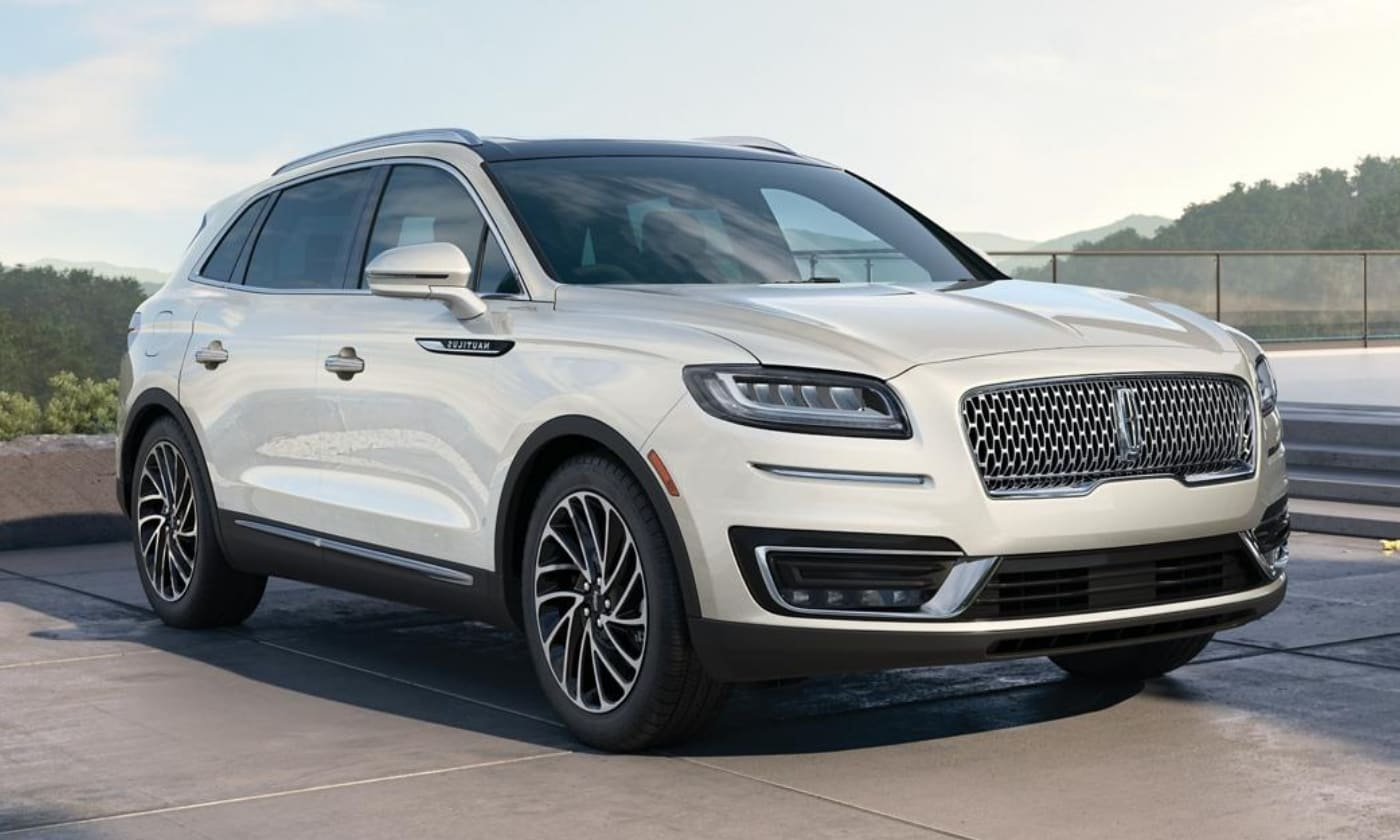 New 2021 Lincoln Nautilus