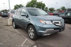 Used 2008 Acura MDX Tech Pkg 4WD  Tech Pkg