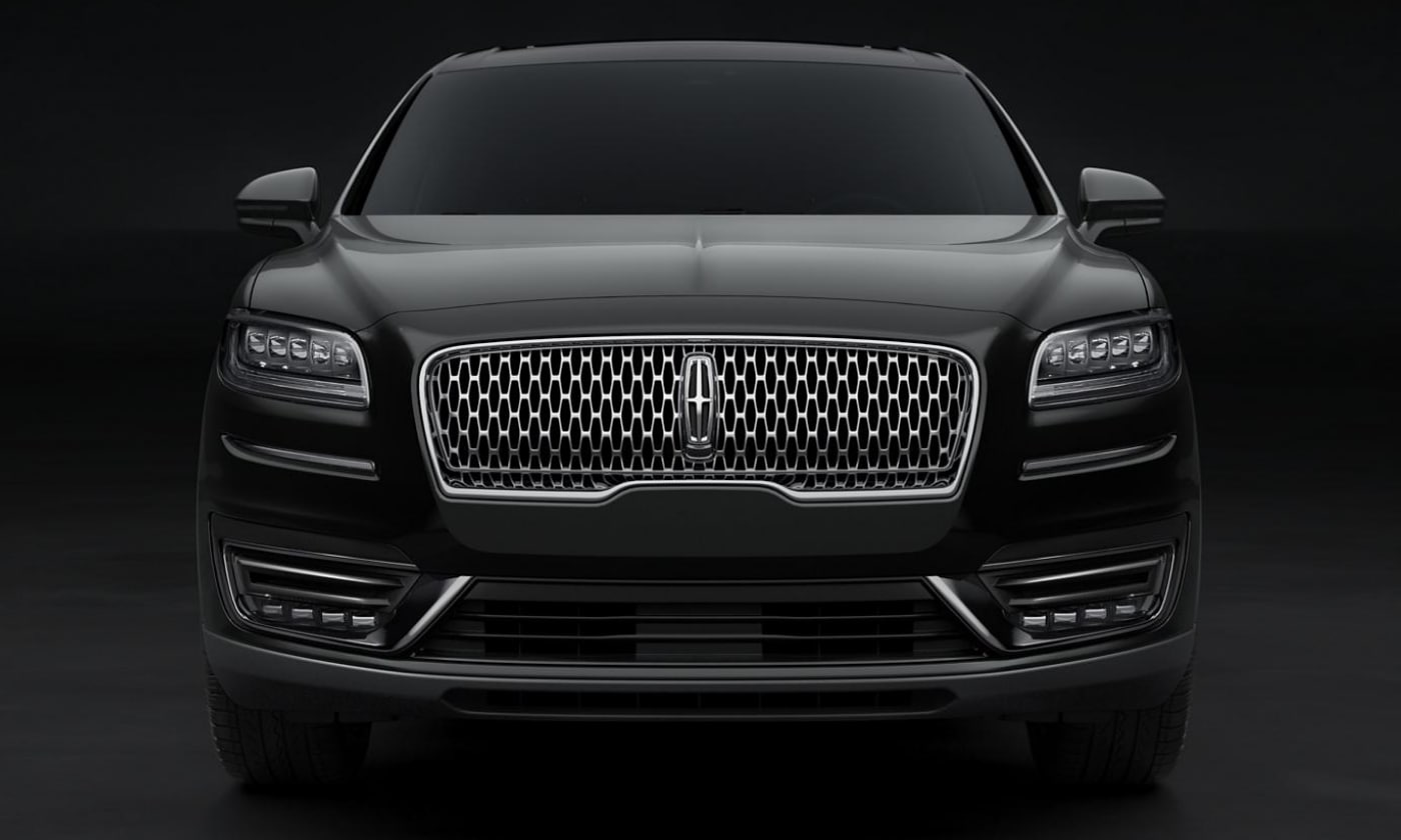 New 2021 Lincoln Nautilus Black Label