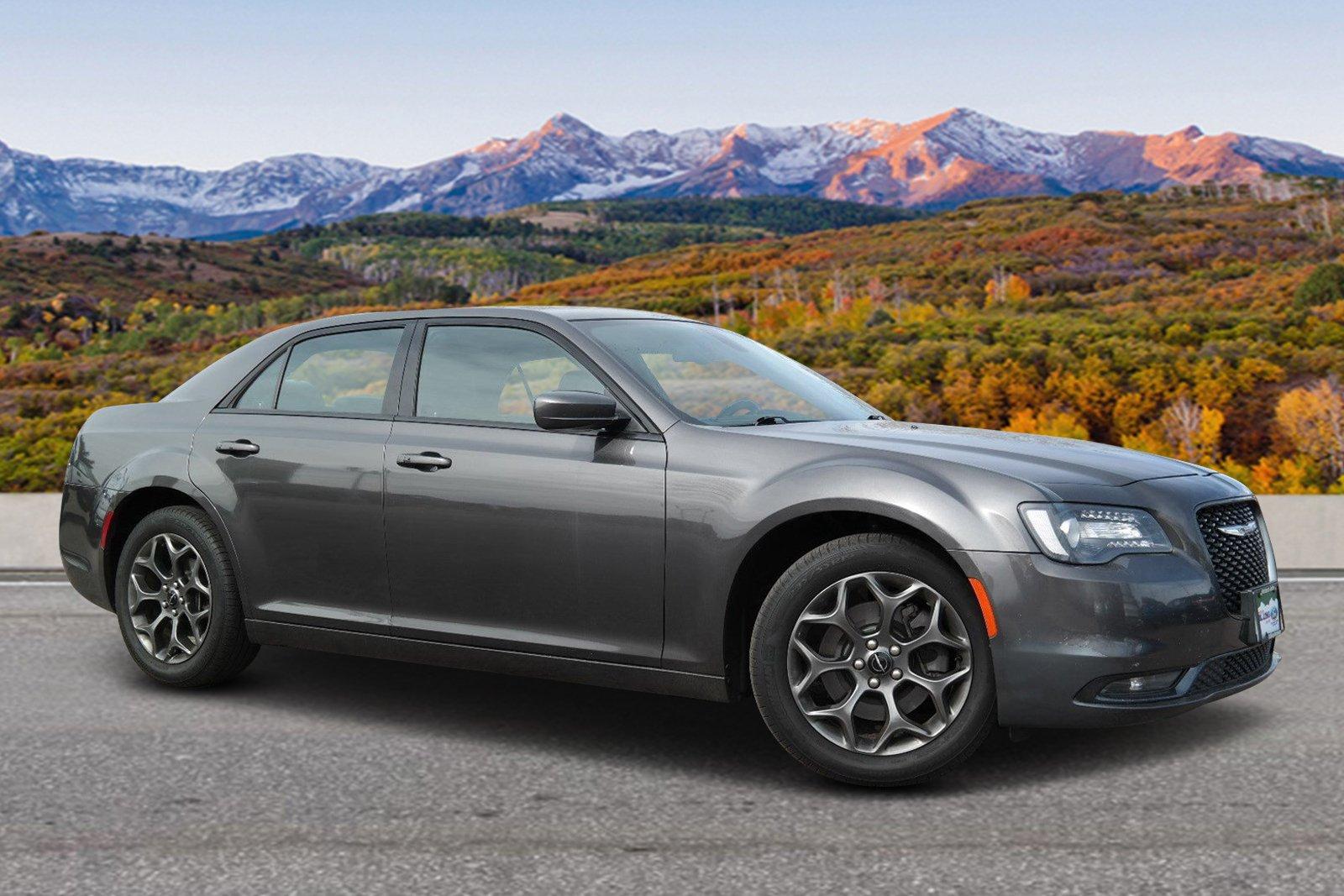 2018 Chrysler 300 300S 300S AWD