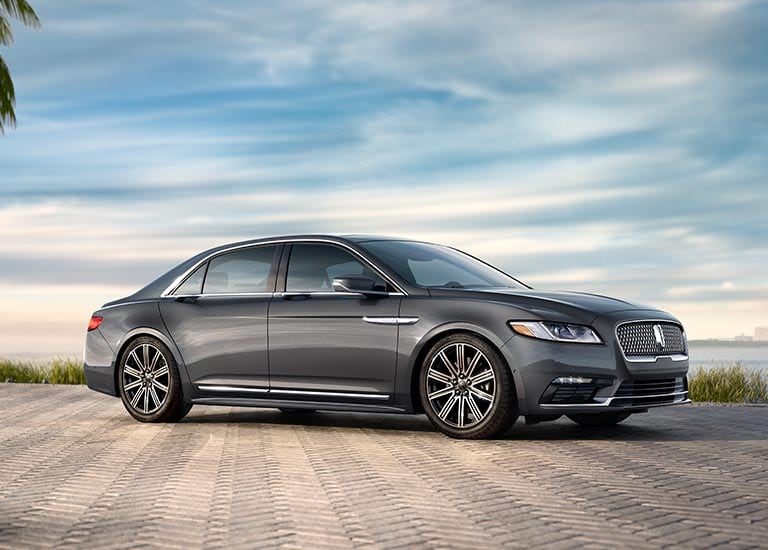 2017 Lincoln Continental Sedan in Colorado Springs at Phil Long