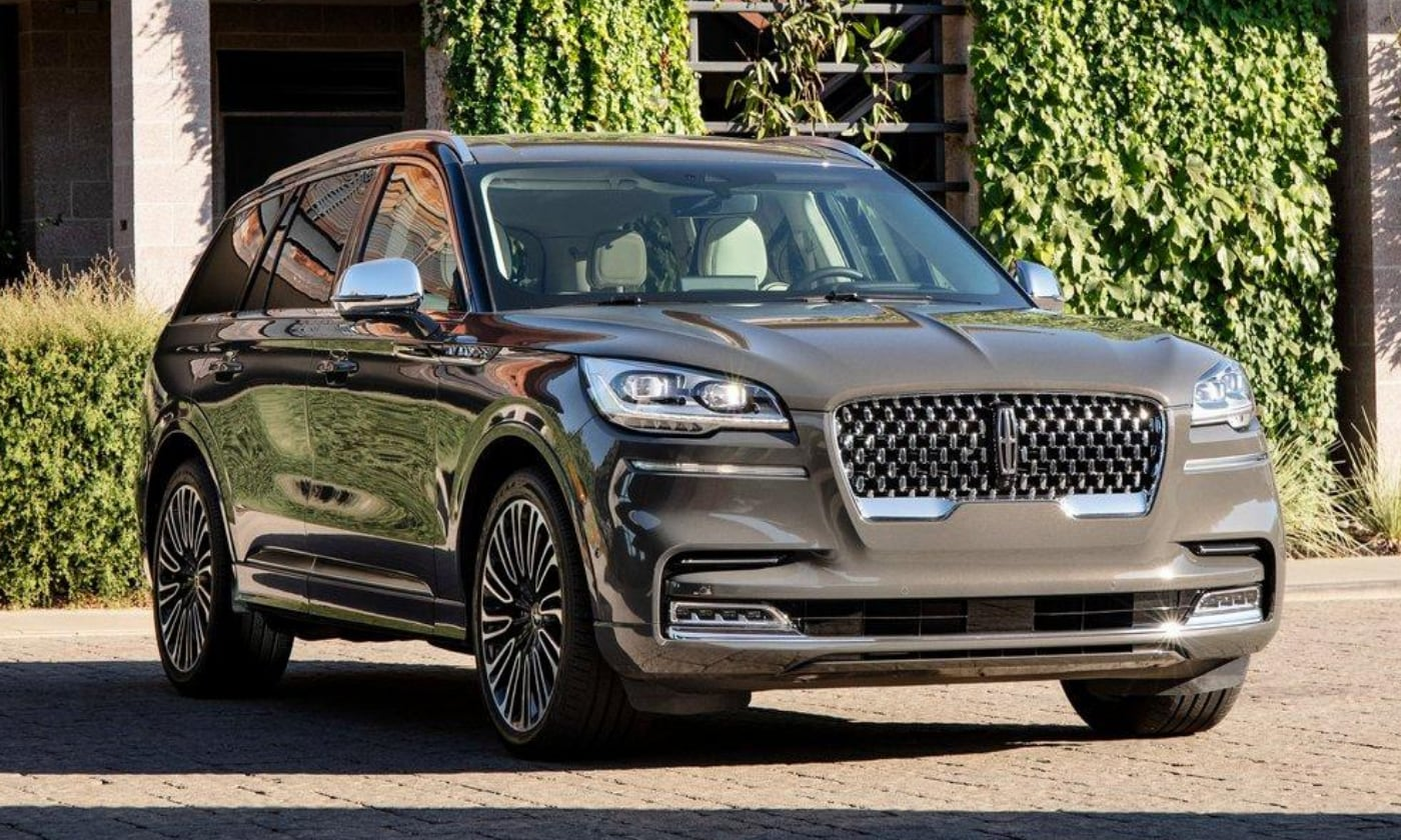 New 2021 Lincoln Aviator