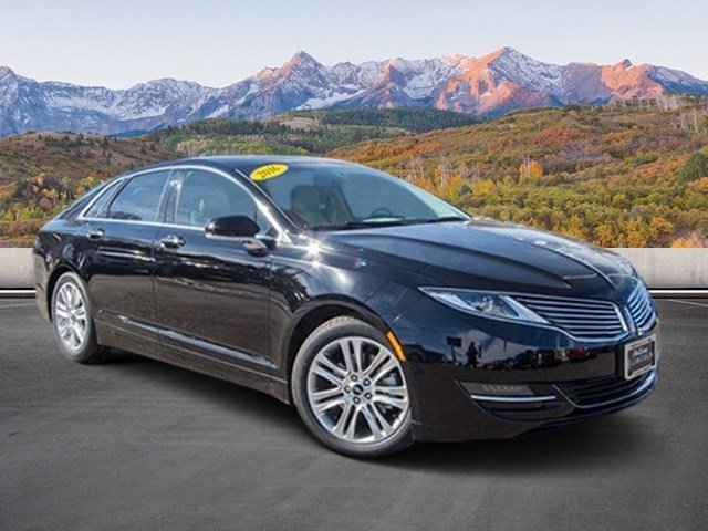 2016 Lincoln MKZ Phil Long Lincoln Colorado Springs, CO