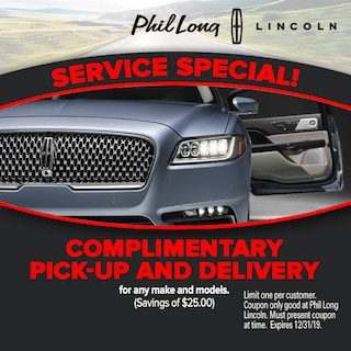 Complementary Pick-Up and Delivery