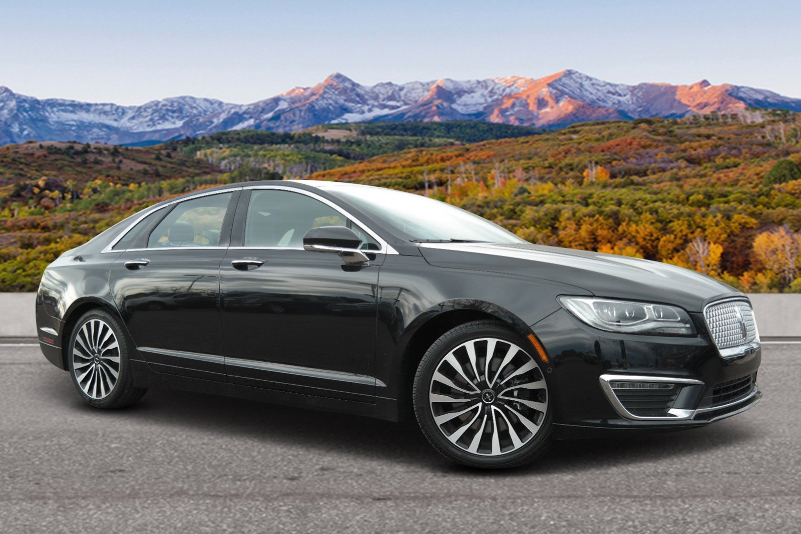 2017 Lincoln MKZ Black Label Black Label AWD