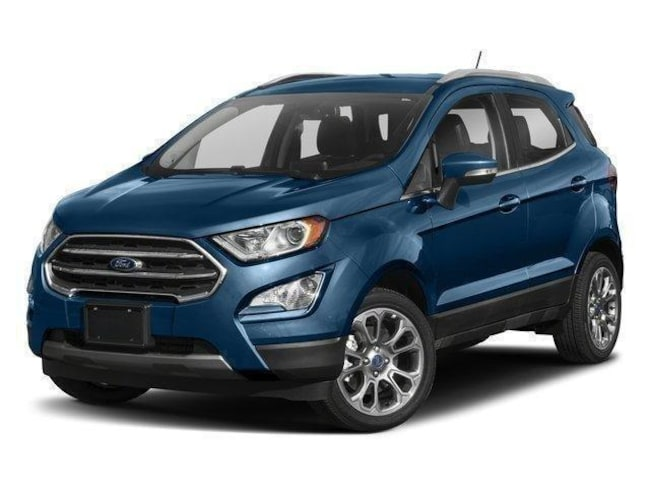 2018 Ford EcoSport SE FWD Sport Utility