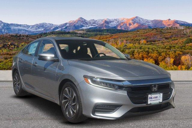 2019 Honda Insight Touring CVT Car