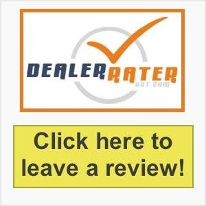 Delaer Rater logo where you can click to leave a Dealer Rater review on Phil Long Ford