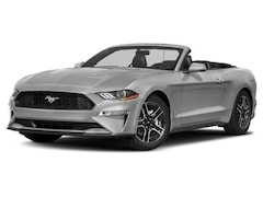 2019 Ford Mustang Eco Coupe Car