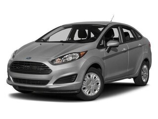 2018 Ford Fiesta SE Sedan Car