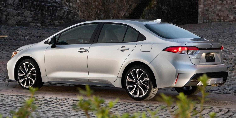 2020 Toyota Corolla Prices Specs Trims Mpg Phil Long Toyota