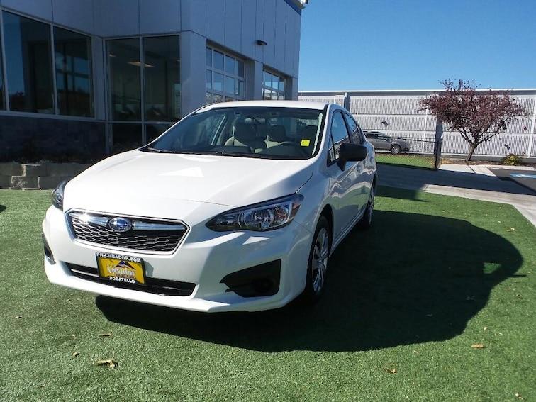 New 2019 Subaru Impreza 2.0i Sedan For sale near Blackfoot ID