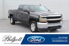 Used 2018 Chevrolet Silverado 1500 LT Truck Double Cab in Nederland, TX