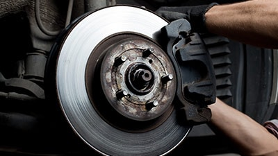 Free Brake Check + $20 off recommended repair