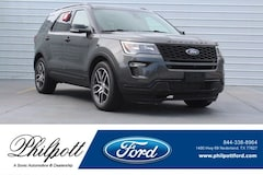 New 2018 Ford Explorer Sport SUV for sale in Nederland TX