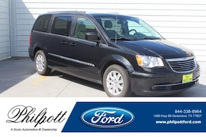 2012 Chrysler Town & Country Touring 4dr Wgn