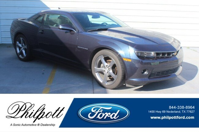 2014 Chevrolet Camaro LT 2dr Cpe  w/1 Coupe