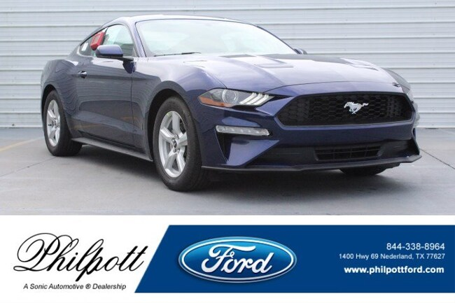 New 2019 Ford Mustang Coupe near Beaumont