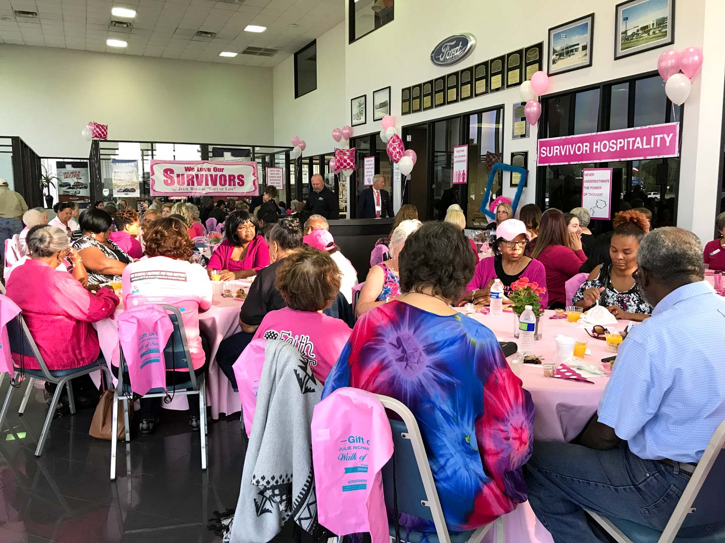 Philpott Ford Breast Cancer Breakfast 2017