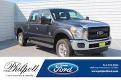Used 2016 Ford F-250 XL Truck Crew Cab in Nederland, TX