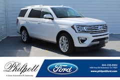 New 2018 Ford Expedition Limited SUV near Beaumont