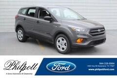 New 2019 Ford Escape S SUV near Beaumont