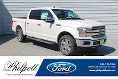 New 2019 Ford F-150 Lariat Truck SuperCrew Cab for sale in Nederland