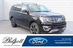 New 2019 Ford Expedition Limited SUV for sale in Nederland TX