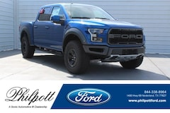 New 2018 Ford F-150 Raptor Truck SuperCrew Cab near Beaumont