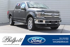 New 2018 Ford F-150 Lariat Truck SuperCrew Cab near Beaumont