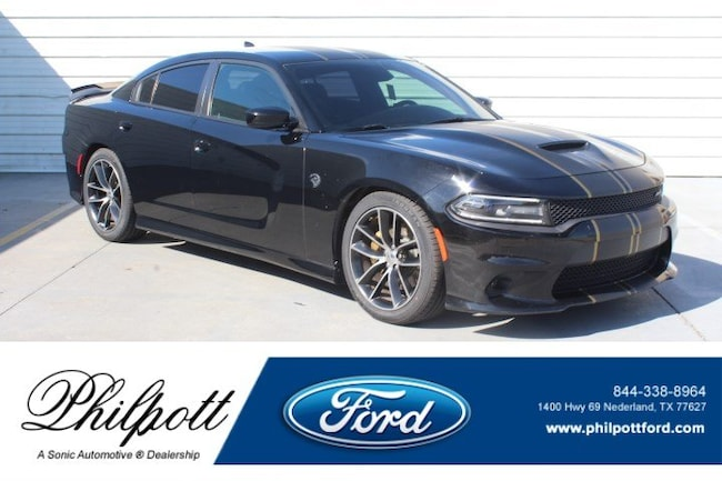 2015 Dodge Charger RT Scat Pack 4dr Sdn  RWD Sedan