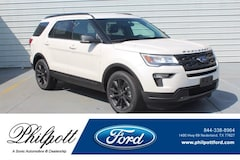 New 2019 Ford Explorer XLT SUV near Beaumont
