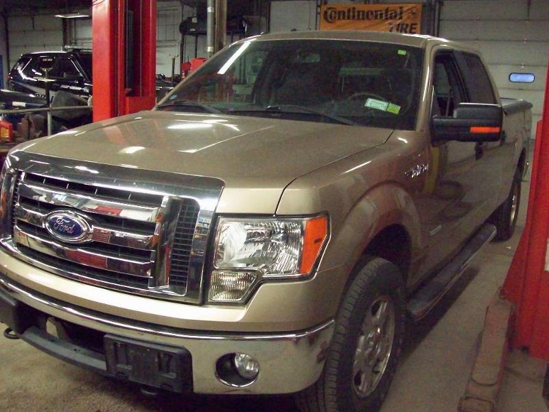 2012 Ford F-150 XLT Crew Cab Short Bed Truck