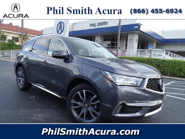 2019 Acura MDX with Advance Package SUV Pompano Beach