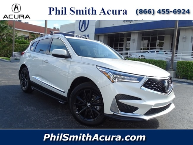 2019 Acura RDX SH-AWD with Technology Package SUV Pompano Beach