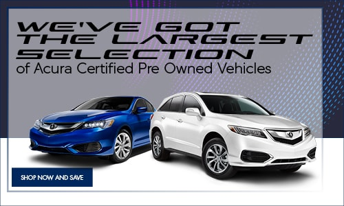 Acura Certified Pre Owned >> Certified Used Cars At Phil Smith Acura Pompano Beach Fl