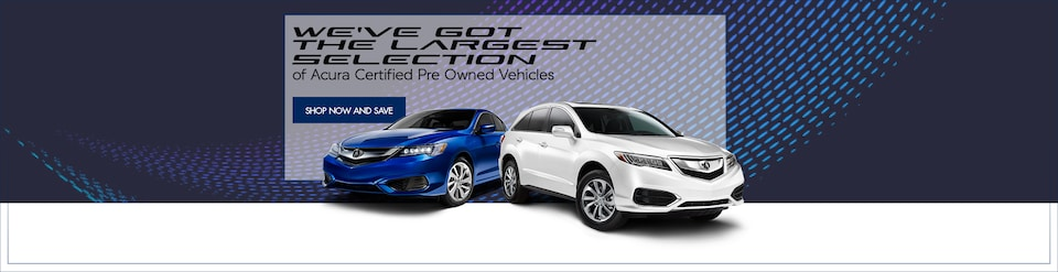 Acura Certified Pre-Owned Special