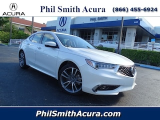 New Acura 2019 Acura TLX 3.5 V-6 9-AT P-AWS with Advance Package Sedan for sale in Pompano Beach, FL