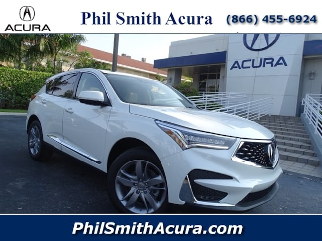 2019 Acura RDX with Advance Package SUV Pompano Beach
