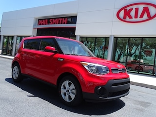 New 2019 Kia Soul Base Wagon KNDJN2A28K7651825 for sale in Lighthouse Point, FL
