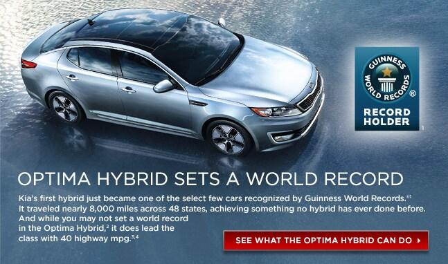 Optima Hybrid Sets A World Record