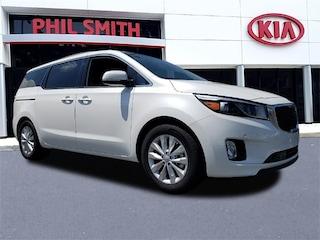 New 2018 Kia Sedona EX Minivan/Van for sale in Lighthouse Point, FL