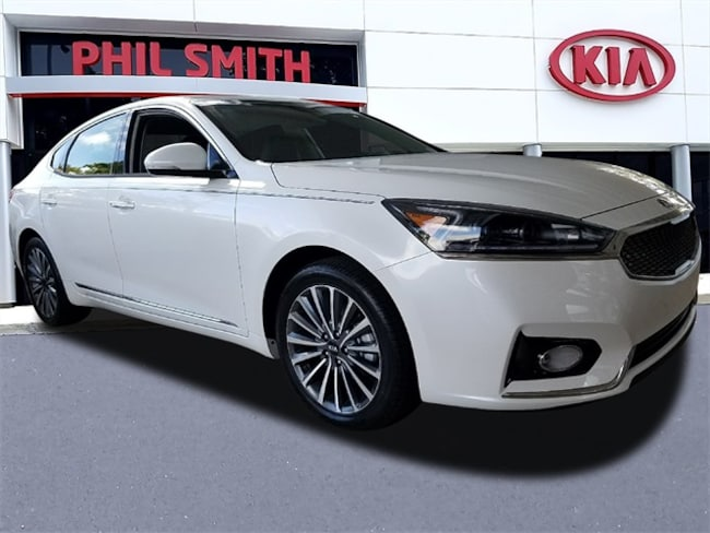 New 2018 Kia Cadenza Premium Sedan for sale in Lighthouse Point FL