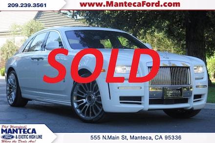 2013 Rolls-Royce Ghost Sedan For Sale in Manteca, CA