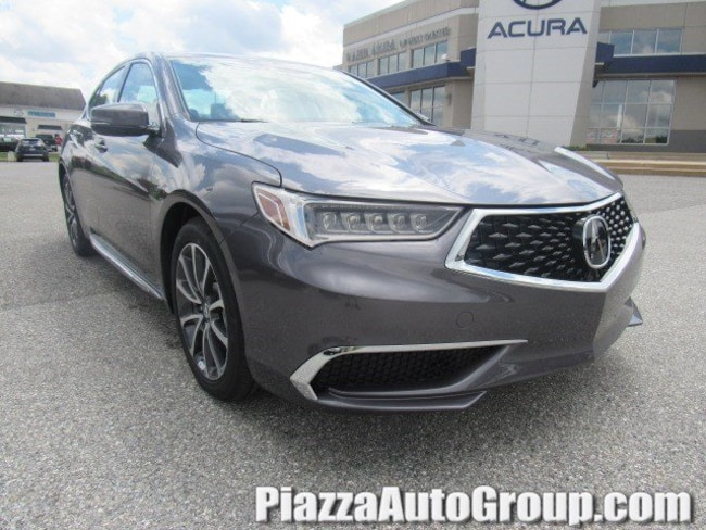New 2020 Acura TLX V-6 with Technology Package Sedan in Ardmore PA