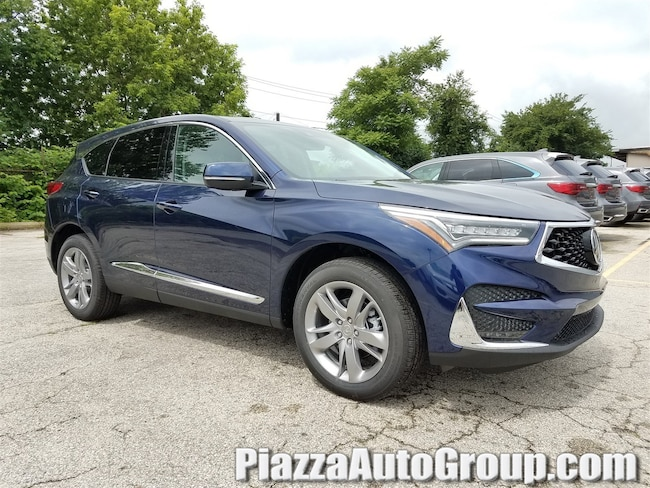 New 2019 Acura Rdx With Advance Package For Sale In Ardmore Pa
