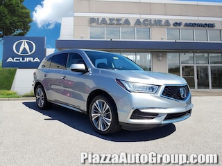 Certified Pre-Owned 2017 Acura MDX w/Technology Pkg SH-AWD w/Technology Pkg A95209A in Ardmore, PA