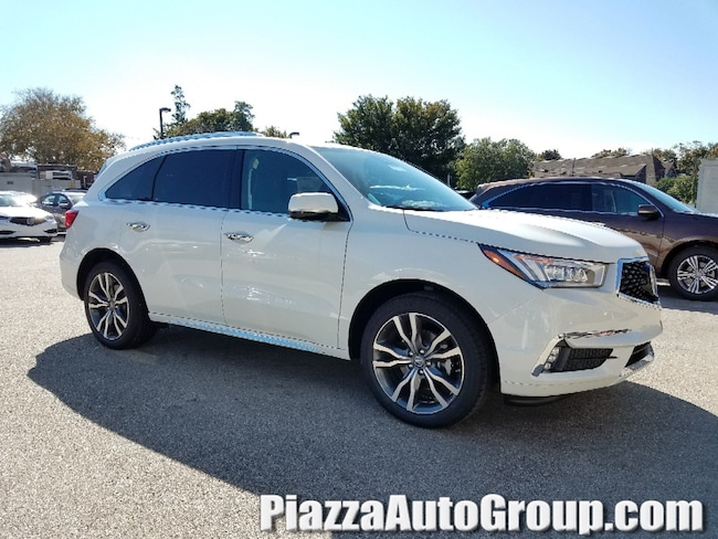New 2019 Acura MDX SH-AWD with Advance and Entertainment Packages SUV in Ardmore PA