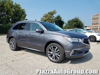 New 2019 Acura MDX SH-AWD with Advance Package SUV 95011 in Ardmore, PA