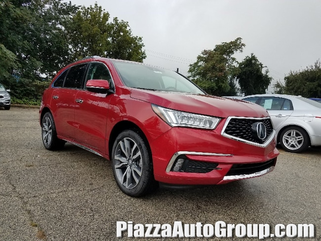 New 2019 Acura MDX SH-AWD with Advance Package SUV in Ardmore PA